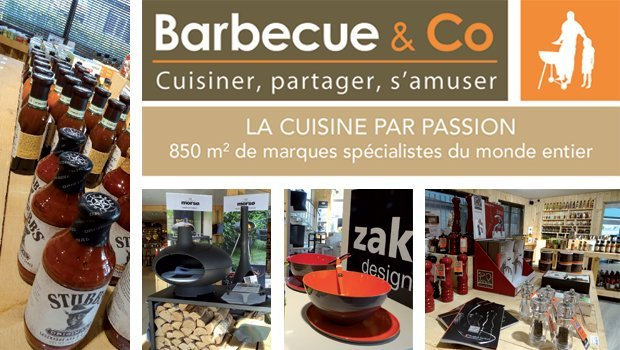 Barbecue&Co - Partenaire officiel Truffes&Co