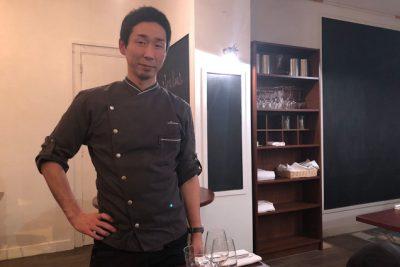 Chef Mitsuru Yanase - Restaurant Vertus - Partenaire Truffes&Co