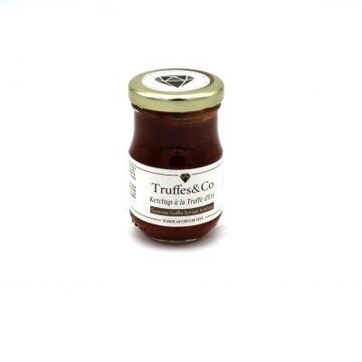 TC-KETE100 Ketchup à la Truffe Truffe d'été Truffes&Co