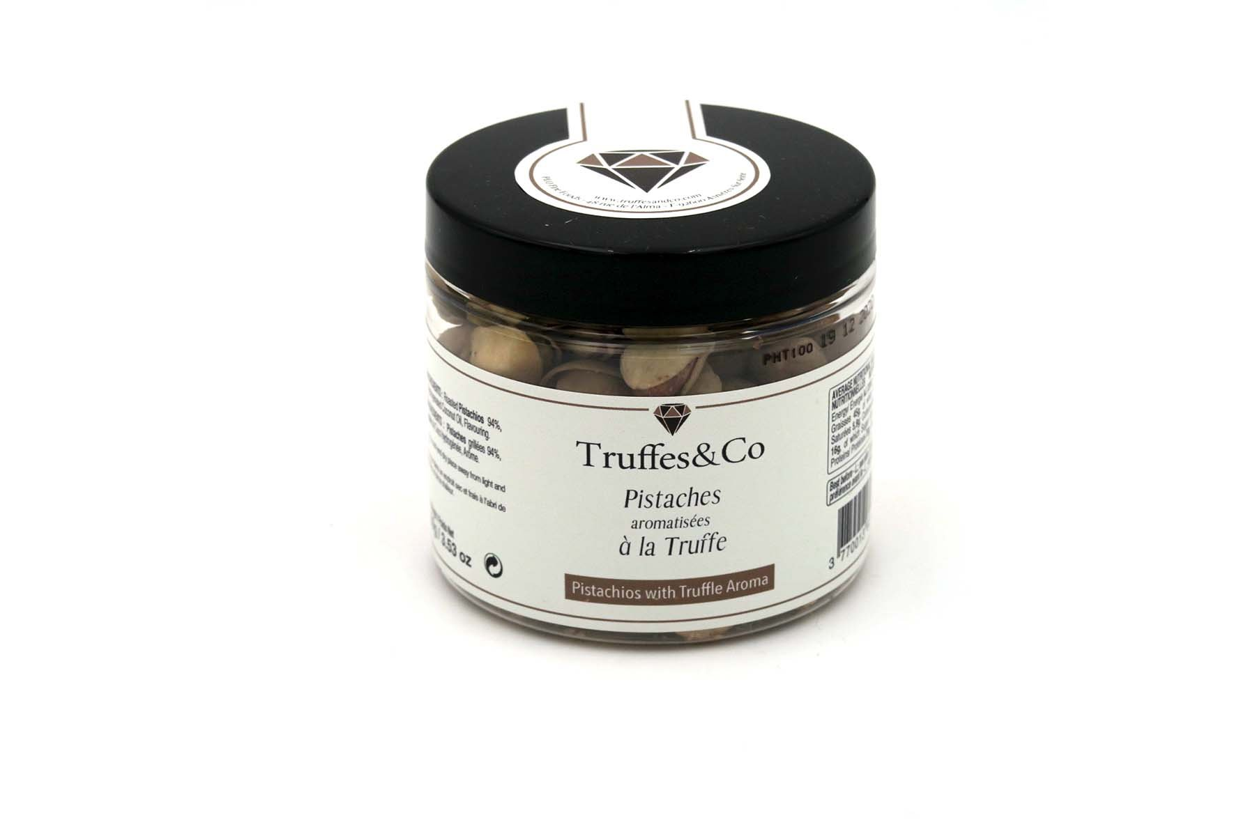 TC-PISTA100 Truffes&Co