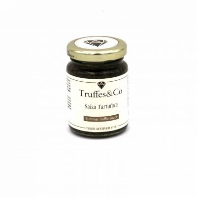 TC-STE190 Salsa Tartufata 1% By Truffes&Co