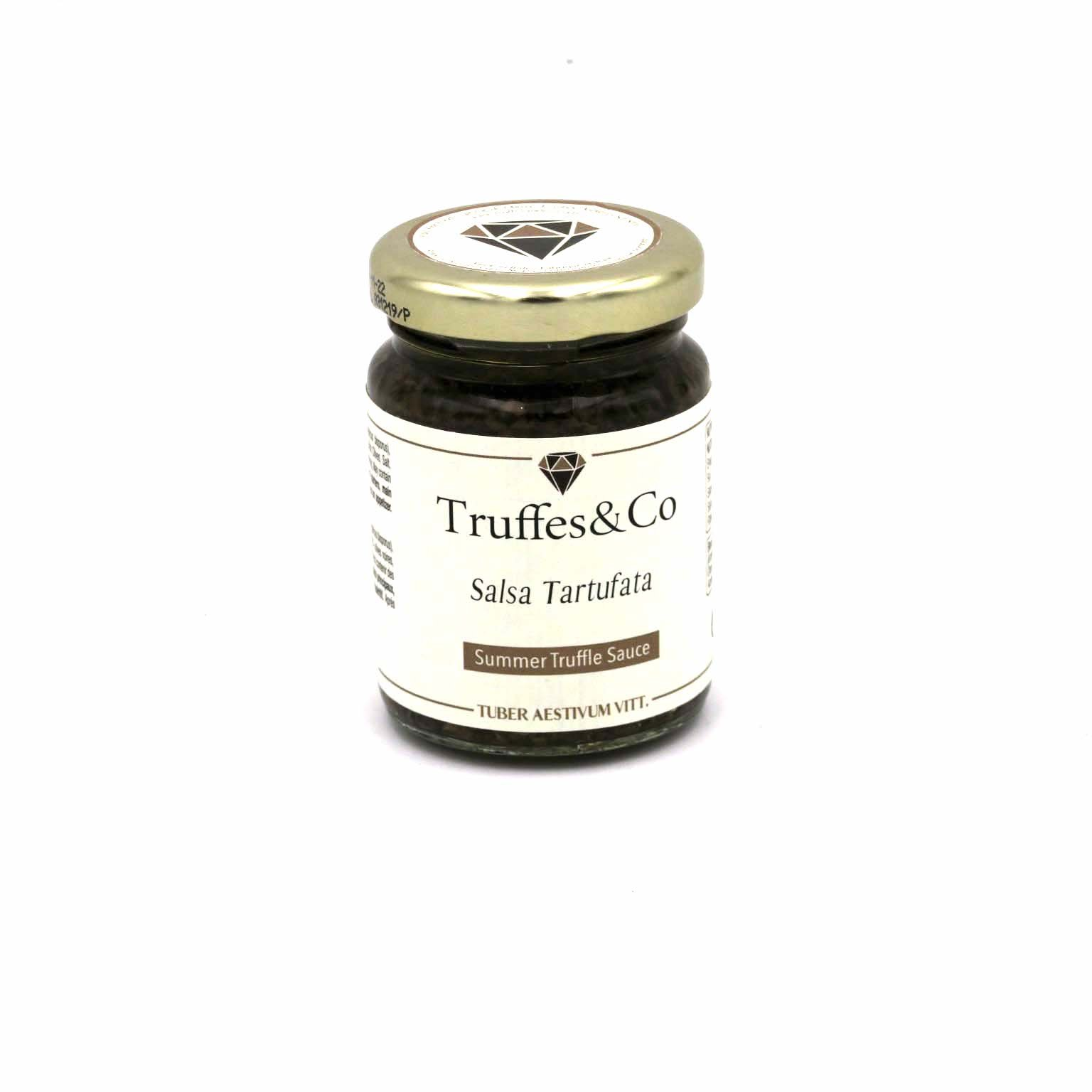 TC-STE190 Salsa Tartufata 1% By Truffes&Co