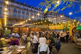 Restaurant Il Cottage - Paris 16ème